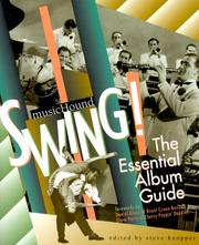 Cover of: Musichound Swing! | Steve Knopper