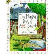 Cover of: The monster book of ABC sounds