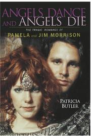Cover of: Angels Dance and Angels Die | Patricia Butler