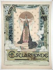 Cover of: Esclarmonde