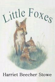 Cover of: Little foxes