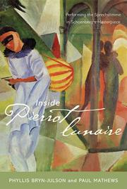 Cover of: Inside Pierrot lunaire
