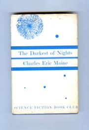 Cover of: The darkest of nights