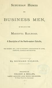Cover of: Suburban homes for business men