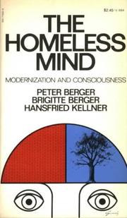 Cover of: The homeless mind