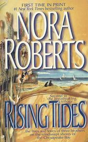 Cover of: Rising tides: Nora Roberts.