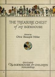 Cover of: The treasure chest of my bookhouse | Olive Beaupré Miller