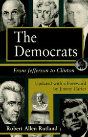 Cover of: The Democrats