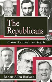 Cover of: The Republicans