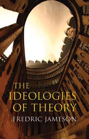 Cover of: The ideologies of theory