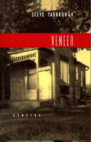Cover of: Veneer | Steve Yarbrough