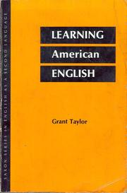 Learning American English Open Library