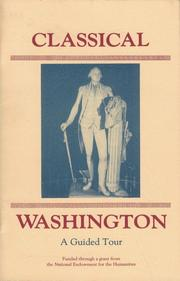 Cover of: Classical Washington | John E Ziolkowski