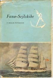 Cover of: Fanø-Sejlskibe by Frode Holm-Petersen