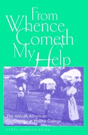 Cover of: From whence cometh my help