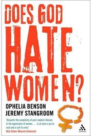 Cover of: Does God hate women?