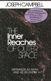 Cover of: The inner reaches of outer space: Metaphor as Myth and as Religion