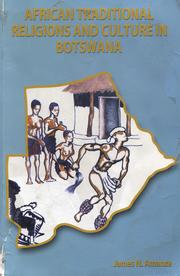 Cover of: African traditional religions and culture in Botswana