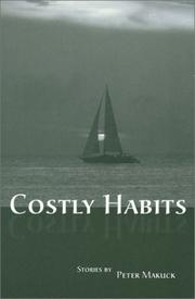 Cover of: Costly habits