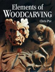 Cover of: Elements of woodcarving