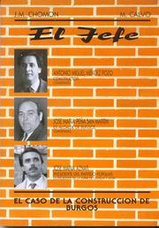 Cover of: El jefe