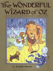 Cover of: The wonderful Wizard of Oz by L. Frank Baum