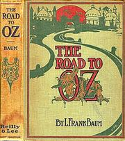 Cover of: The  road to Oz | L. Frank Baum