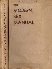 Cover of: The modern sex manual