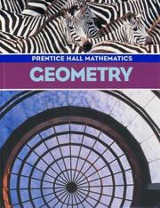Cover of: Prentice Hall Mathematics Geometry - Florida Teacher's Edition by