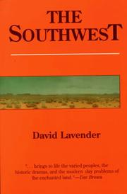 Cover of: The Southwest