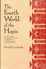 Cover of: The fourth world of the Hopis