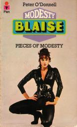 Cover of: Pieces of Modesty