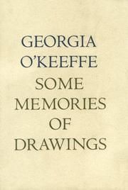 Cover of: Some memories of drawings
