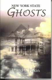 Cover of: New York State ghosts