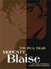 Cover of: Modesty Blaise: The Inca Trail