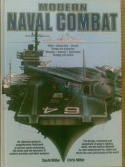 Cover of: Modern naval combat