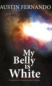 Cover of: My belly is white