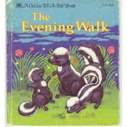 Cover of: The evening walk