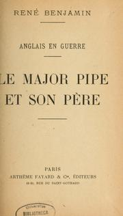 Cover of: Anglais en guerre