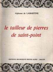 Cover of: Le tailleur de pierres de Saint-Point: récit villageois