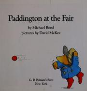 Cover of: Paddington at the fair | Michael Bond