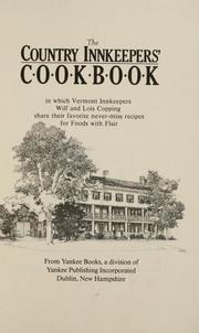 Cover of: The country innkeeper's cookbook