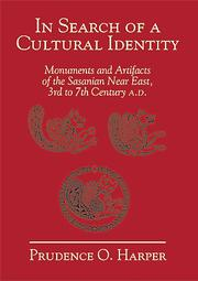 Cover of: In Search of a Cultural Identity | Prudence Oliver Harper