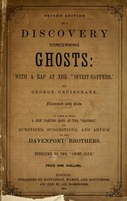 A discovery concerning ghosts