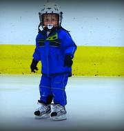 Cover of: When I Grow Up I'm Going to Be a Hockey Star by Kimberly Jo Simac