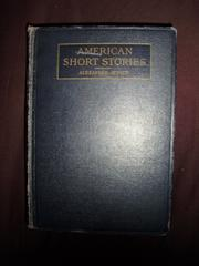 Cover of: Representative American short stories. | Alexander Jessup