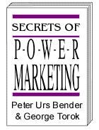 Cover of: Secrets of power marketing