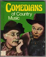 Cover of: Comedians of country music | Stacy Harris