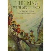 Cover of: The  king with six friends. | Jay Williams