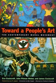 Cover of: Toward a people's art